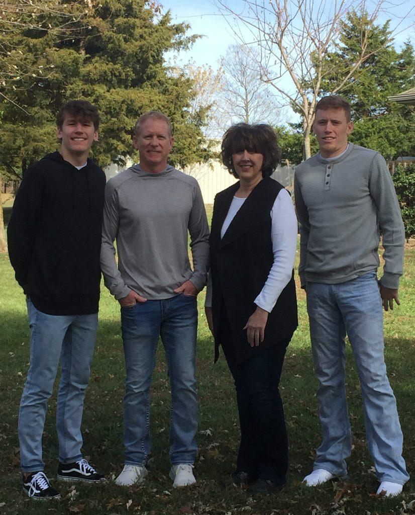 Alisa Hester's Family