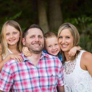 Casey Cooper Family