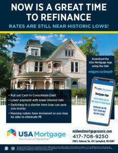 Refinance Flyer