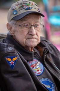 Bud Jones - WW2 War Hero