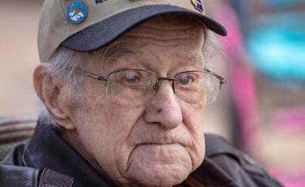 DAS Gives - Bud Jones WW2 Veteran