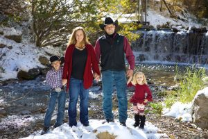 Jessica Davis and Family